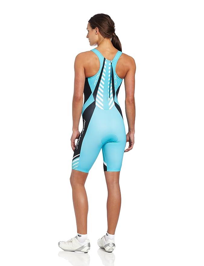 Amazon.com: Pearl Izumi Pro de la mujer Tri Sprint Suit ...