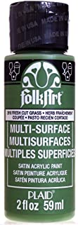 product image for FolkArt Multi-Surface Paint in Assorted Colors (2 oz), 2916, Fresh Cut Grass