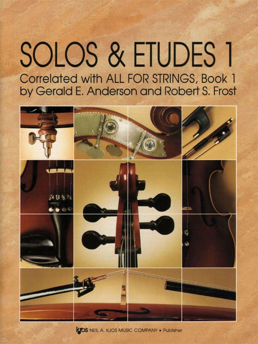 89VN - Solos & Etudes 1 - Violin