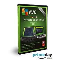 AVG Internet Security 2018   Dispositivos Ilimitados   1 Año
