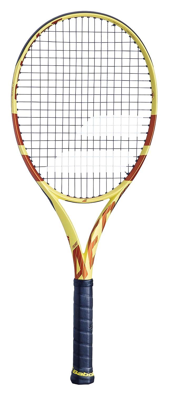バボラ(Babolat) 硬式テニス ラケット ピュア アエロ フレンチオープン 【フレームのみ】 イエロー×オレンジ グリップサイズ2 BF101392   B07NVLRBQC