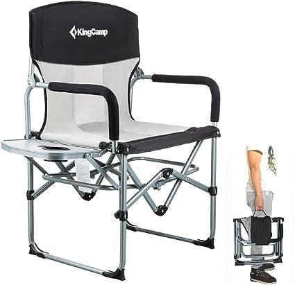 Amazon.com : KingCamp Heavy Duty Compact Camping Folding Mesh ...