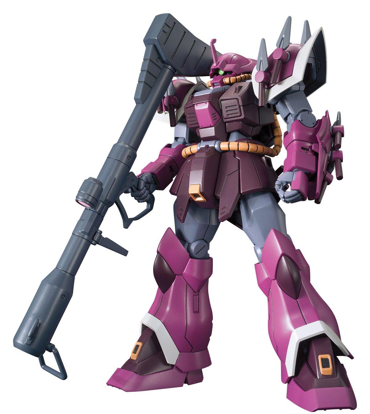 "Bandai Hobby HGUC 1/144 Efreet Schneid ""Unicorn"" Model Kit Figure"