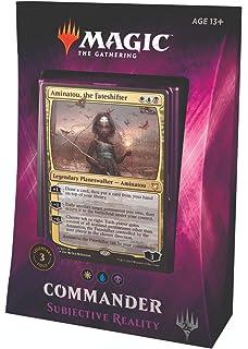 Amazon com: Magic: the Gathering - Commander 2018 - Nature's