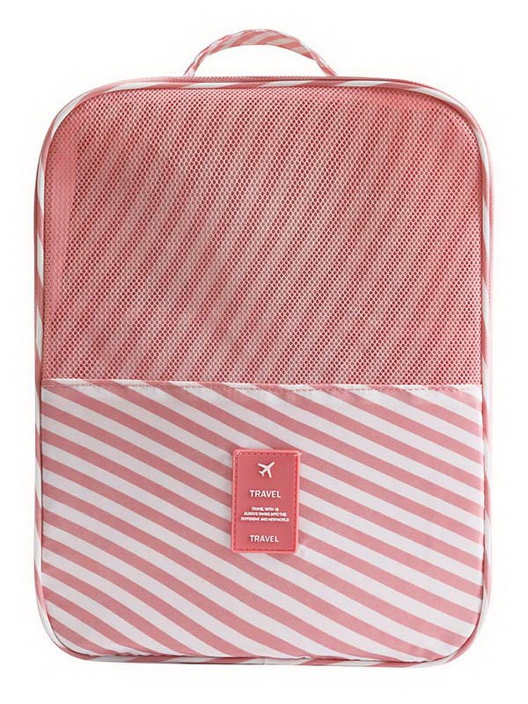 Amazon.com: Suave Meow zapato bolsa de viaje capacidad para ...