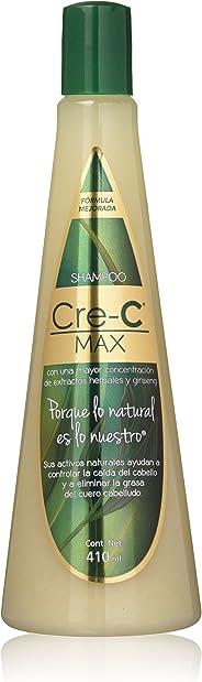 Cre-c Max 3636 Shampoo, 410 ml