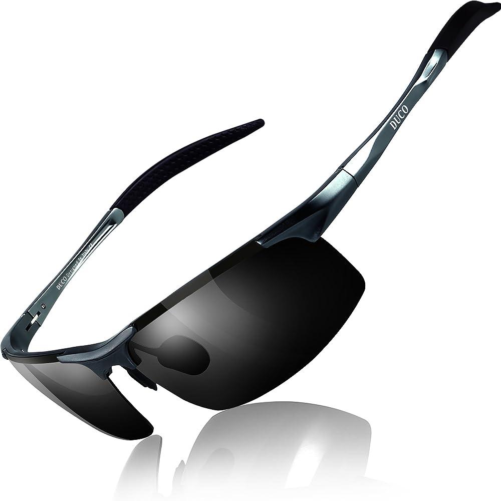 Men/'s 2019 CRYSTAL WIRE inserisci TELAIO SILVER MIRROR TAC Occhiali da sole polarizzati