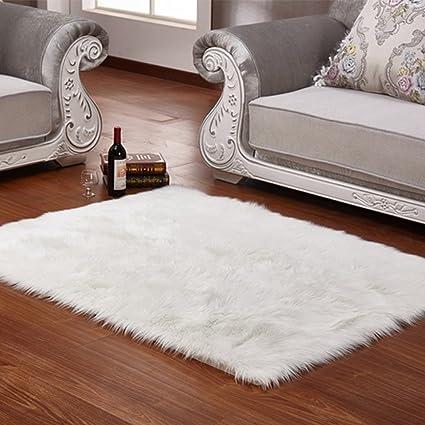 Pelliccia finta morbido tappeto soffice Shaggy Rugs tappeti ...