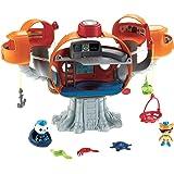 Fisher-Price Mattel X8602 - Die Oktonauten Oktopod Spielset mit viel Zubehör