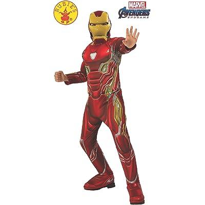 Rubies - Disfraz Oficial de Los Vengadores de Iron Man, Talla S, Edad 3 a 4, Altura 117 cm: Juguetes y juegos
