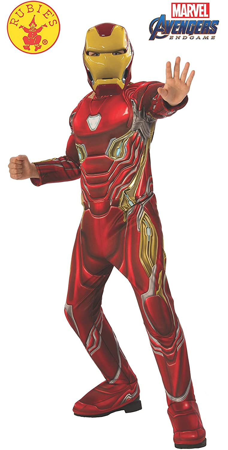 Avengers 4 Deluxe Iron Man Mark 50 Costume