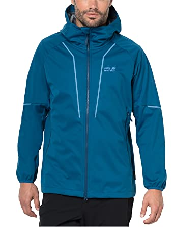 Jack Wolfskin Mens Green Valley Breathable Softshell Walking