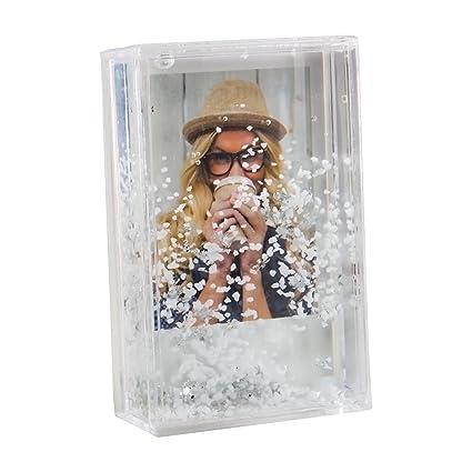 Amazon.com: Neil Enterprises, Inc Fujifilm Instax Mini Snow Frame (1 ...