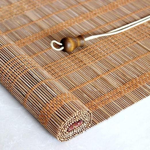 Persiana de bambú Persiana Exterior De La Cubierta del Pórtico ...