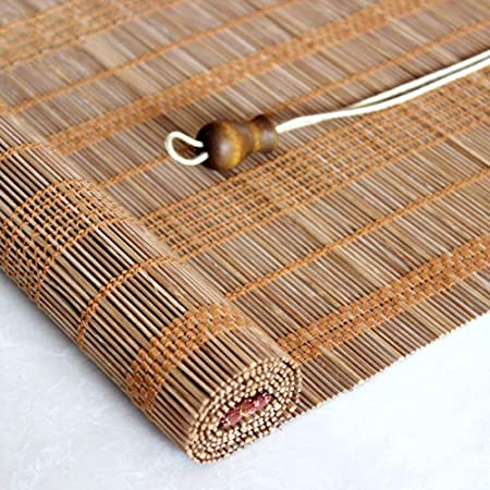 Persiana de bambú Persiana Exterior De La Cubierta del Pórtico Pergola Balcón Patio Patio U Otros