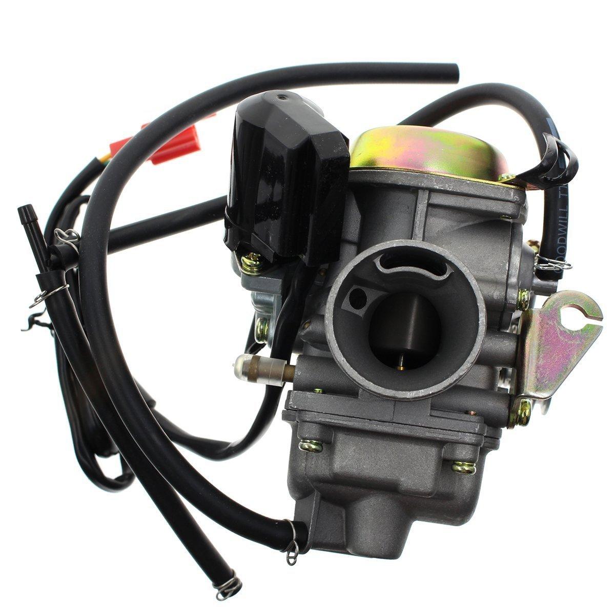 Lumix GC Carburetor For 125cc 150cc KYMCO Agility 125 150 Scooter Mopeds 125cc 150cc by Lumix GC