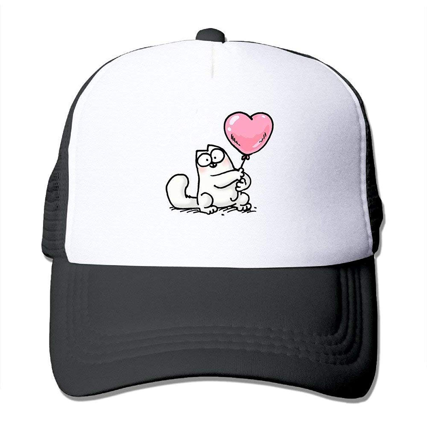 Simon's Cat - Baseball-Cap