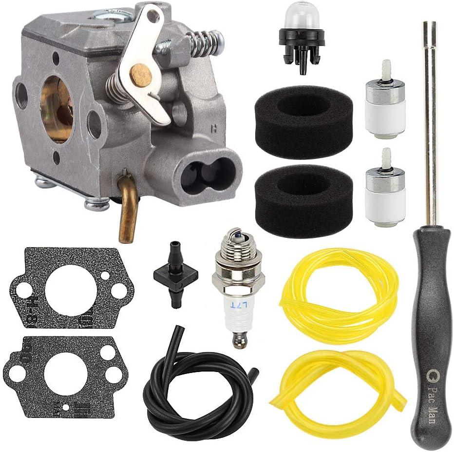 753-04333 Carburetor Kit For Bolens BL410 BL100 BL150 BL250 MTD RGBV3100 US SELL