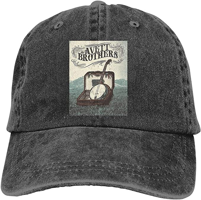 Jhonangel The Avett Brothers Gorra de béisbol Vintage Dad Hat Polo ...