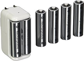 Amazon.com: Apple MC500LL/A Cargador de batería con seis ...