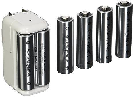 Apple MC500LL/A - Cargador (AA, Blanco): Amazon.es: Electrónica