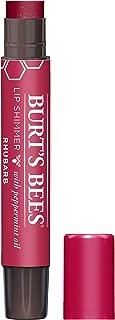 product image for Burt's Bees 100% Natural Moisturizing Lip Shimmer, Rhubarb - 1 Tube