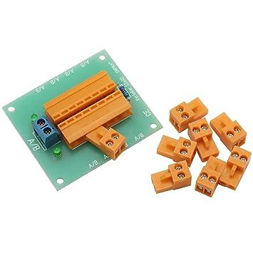 Stromverteiler Verteiler 5A belastbar Modellbau Steckerverteiler