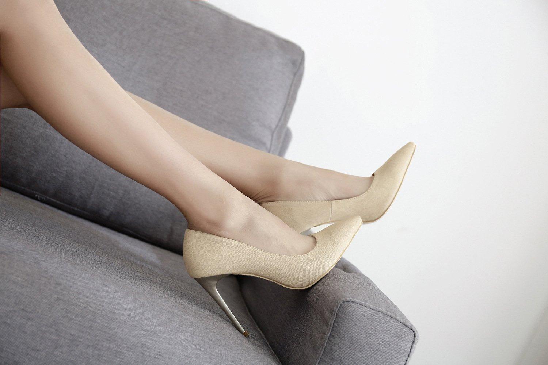 ZHZNVX Die neuen Schuhe mit mit mit hohen Absätzen im Frühjahr Fashion Denim retro Damen Schuhe Tipp fein mit einzelne Schuhe B07CKVX63Q Sport- & Outdoorschuhe Hochwertige Produkte 71c558