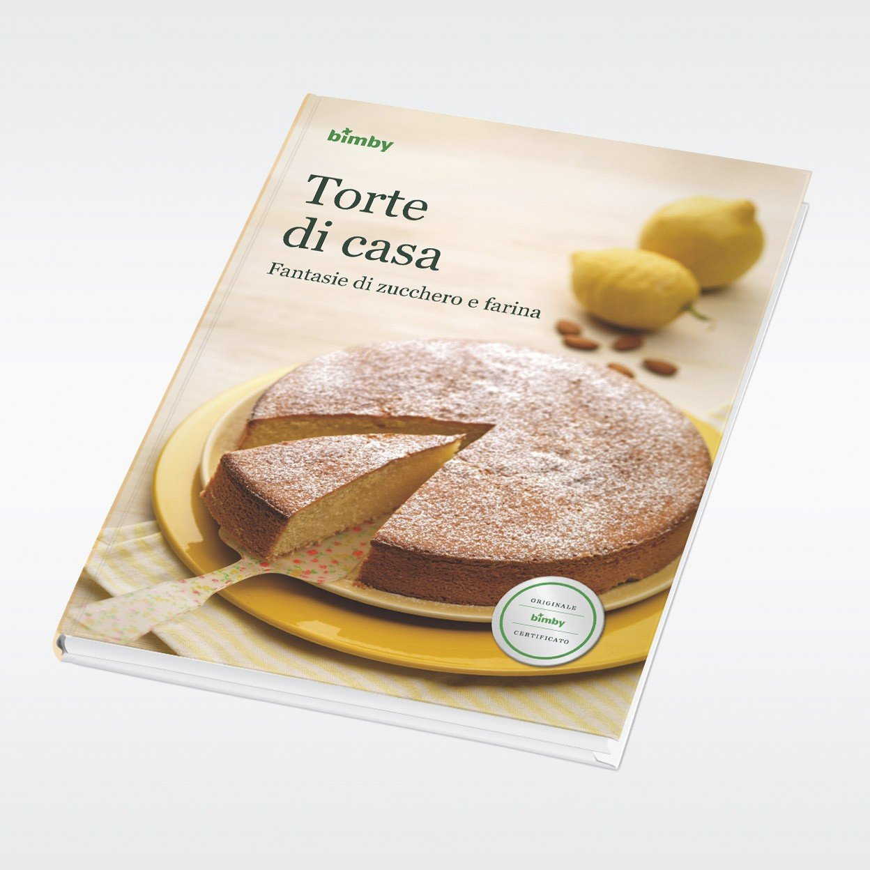 Torte di Casa - Ricettario Bimby TM 5 Bimby Contempora
