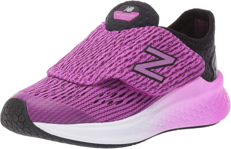 seda cheque Nadie  Amazon.com | New Balance Kids' Fresh Foam Fast V1 | Running