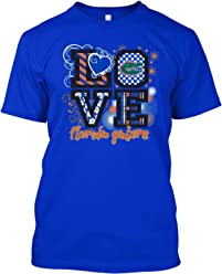 d96aeab6 New World Graphics NCAA Love T-Shirts - Multiple Teams Available