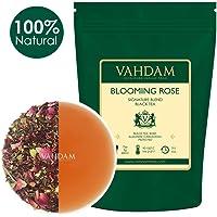VAHDAM, té negro Blooming Rose 200 gramos (100