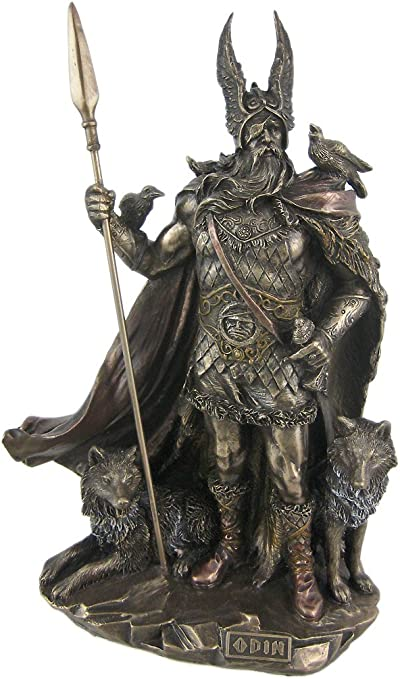 EXCEPTIONAL COLD CAST BRONZE WIZARD FIGURINE CHOICE OF 3 BRAND NEW /& BOXED