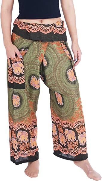 Amazon.com: Lannaclothesdesign - Pantalones de yoga para ...