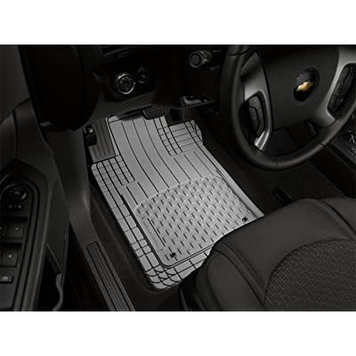WeatherTech Trim-to-Fit AVM Front and Rear Universal Mats (Grey): Automotive