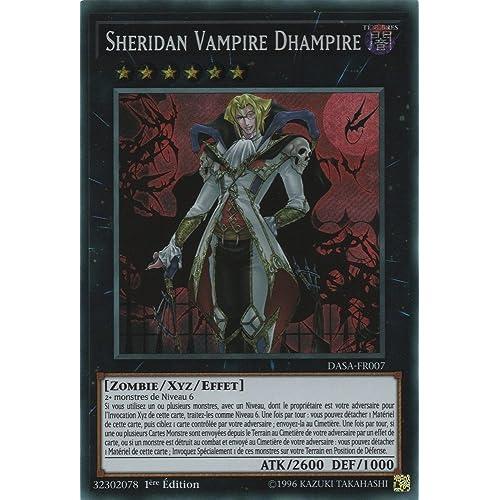 Yugioh - Sheridan Vampire Dhampire (STR) [DASA]