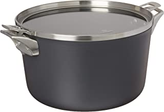 product image for Calphalon Premier Space Saving Nonstick 12qt Stock Pot with Cover