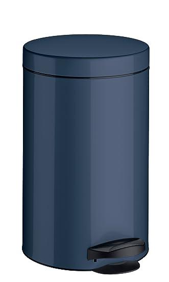 18.6/x 18.6/x 24.1/cm Metall Meliconi 14004743513/Abfalleimer Stahlblech Deco Die mit Eimer Gold