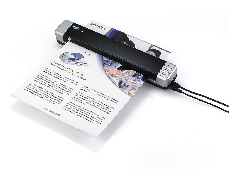 Plustek MobileOffice S420 12 PPM Portable Scanner: Amazon.in: Electronics