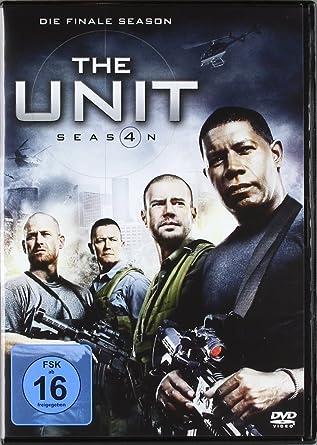 The Unit Eine Frage Der Ehre Season 4 6 Dvds Amazonde