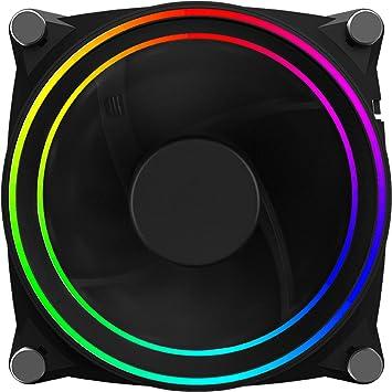 Ventilador Phoenix led argb Gaming 120mm: Amazon.es: Electrónica
