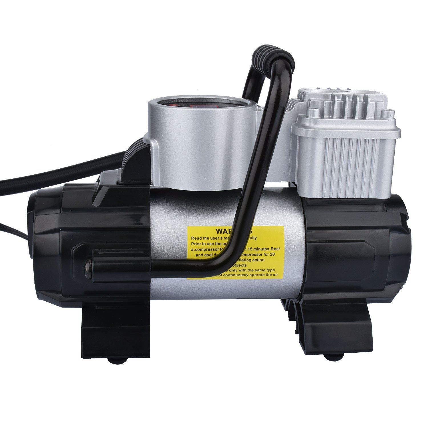 ae shop portable air compressor pump 100 psi 12v 150w auto off digital car tire 606794725862 ebay. Black Bedroom Furniture Sets. Home Design Ideas