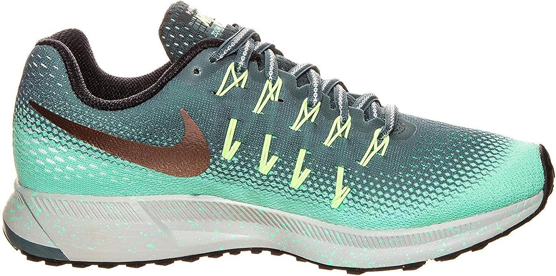 Nike Air Zoom Pegasus 33 Shield Verde Fluo