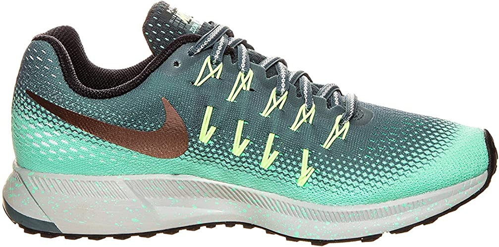 Nike Air Zoom Pegasus 33 Shield 849567-300 - Zapatillas de running ...