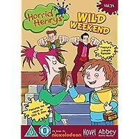 Horrid Henry - Wild Weekend Feature Length Movie