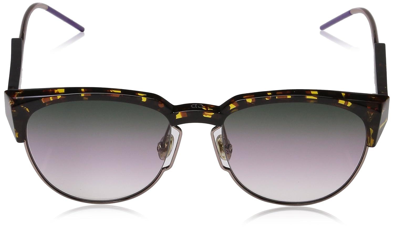 Amazon.com: Dior Mujer CD espectral 53 rosa/gris anteojos de ...