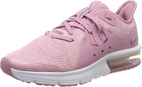NIKE Air MAX Sequent 3 (GS), Zapatillas de Running para Mujer ...