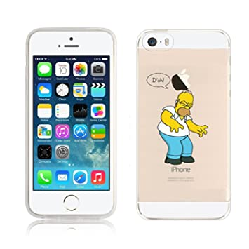 Fundas para iPhone 5 SE 5S Homer Simpson Oh Carcasa Case ...