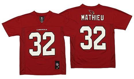 7226836e391f Amazon.com   Outerstuff NFL Youth Arizona Cardinals Tyrann Mathieu ...