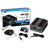 Wright WR 229 1-Channel 48V Phantom Power Supply For Condenser Microphone Power Conditioner